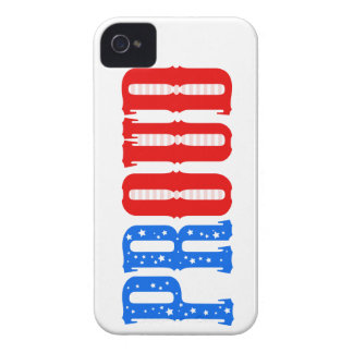 PROUD iPhone 4 COVER