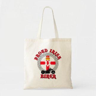 Proud Irish Biker Ladies Bag