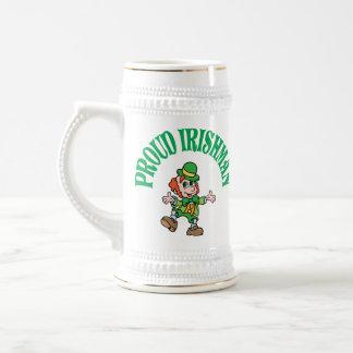 Proud Irishman Beer Stein