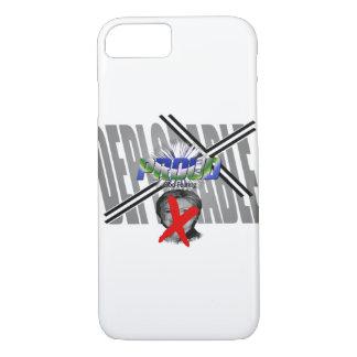 "Proud ""Irredeemable Deplorable"" iPhone 8/7 Case"
