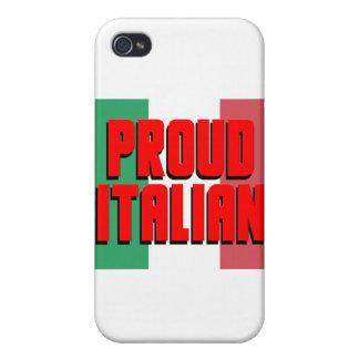 Proud Italian iPhone 4 Cases