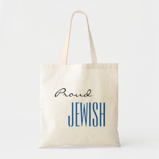 Proud Jews Tote Bag