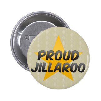 Proud Jillaroo 6 Cm Round Badge