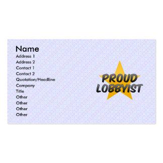 Proud Karate Master Business Card Template