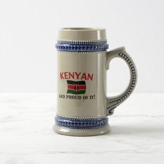 Proud Kenyan Mugs