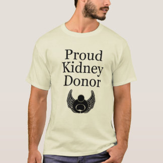 Proud Kidney Donor tee