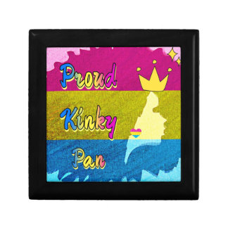 Proud Kinky Pan Collection Small Square Gift Box