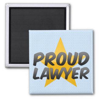 Proud Lawyer Magnet
