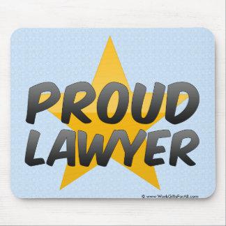 Proud Lawyer Mousepads