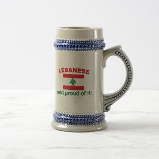 Proud Lebanese Mug