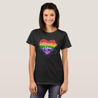 Proud LGBT Mom T-Shirt