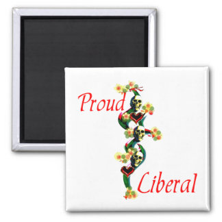 Proud Liberal Magnets