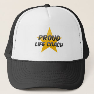 Proud Life Coach Trucker Hat