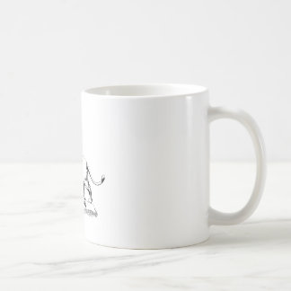 Proud Lion Coffee Mug