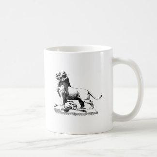Proud Lion Coffee Mug