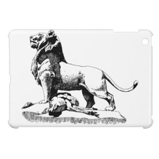 Proud Lion Cover For The iPad Mini