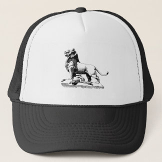 Proud Lion Trucker Hat