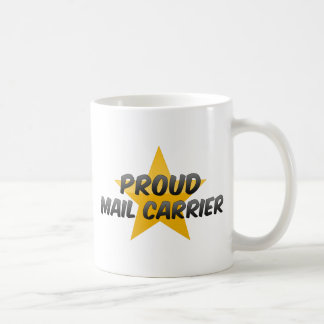 Proud Mail Carrier Coffee Mugs