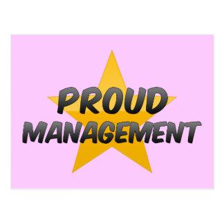 Proud Management Postcards