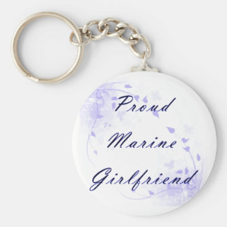 Proud Marine GF Key Ring