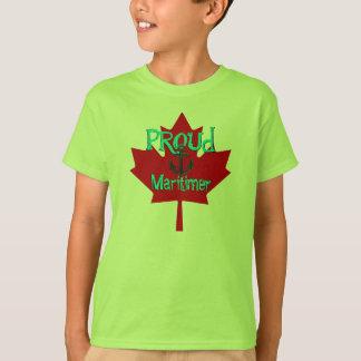 Proud Maritimer Canada shirt Nova Scotia
