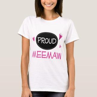 Proud Meemaw T-Shirt