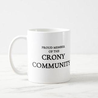 Proud Member Of The Crony Community Mug
