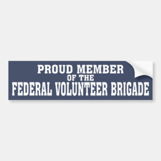 Proud Member of the FVB Bumper Sticker