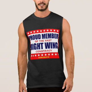 PROUD MEMBER OF THE VAST RIGHT WING CONSPIRACY TSHIRT