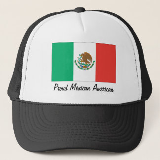 Proud Mexican American Hat