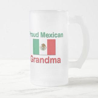 Proud Mexican Grandma Coffee Mugs