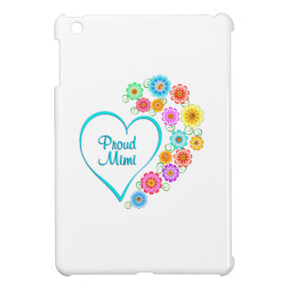 Proud Mimi Heart iPad Mini Covers