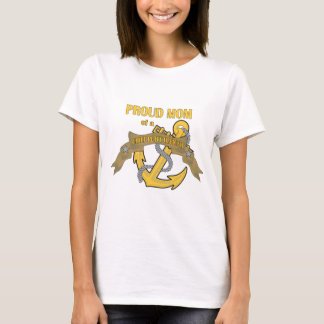 Proud Mom of a Chief Petty Officer T-Shirt