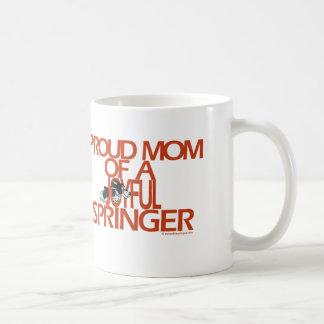 Proud Mom Of A Joyful Springer Coffee Mug