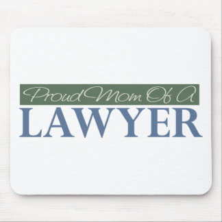 Proud Mom Of A Lawyer Mouse Pad