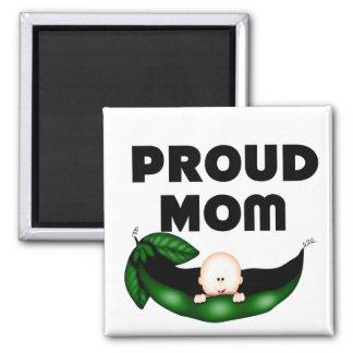 Proud Mom (Peapod) Magnets