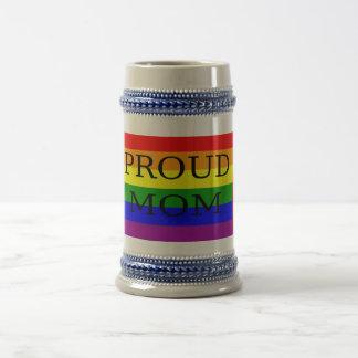 proud mom stein beer steins