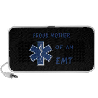 Proud Mother Of An EMT Travelling Speakers