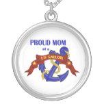 Proud Mum of a US Sailor Pendant