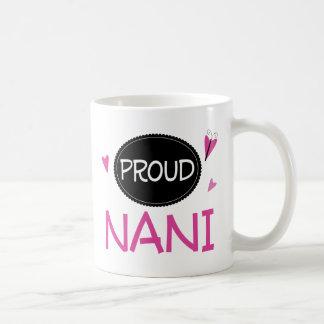 Proud Nani Basic White Mug