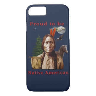 proud native american iPhone 8/7 case