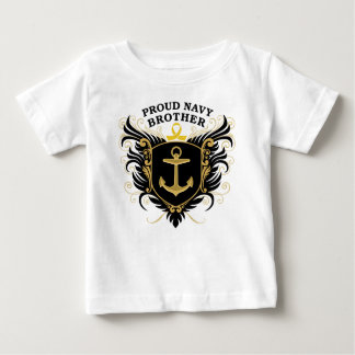 Proud Navy Brother T Shirts