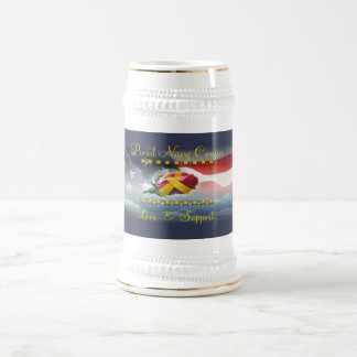 Proud Navy Cousin Beer Steins