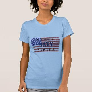 Proud Navy Sister Shirt
