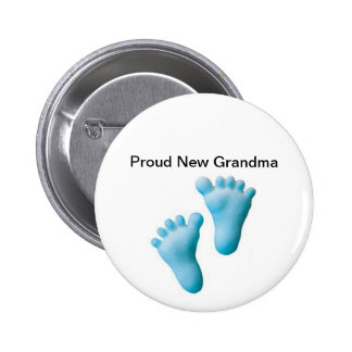 Proud New Grandma Buttons