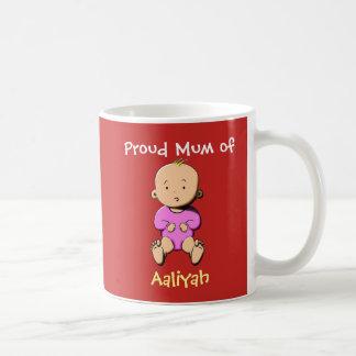Proud of... Aaliyah Coffee Mug