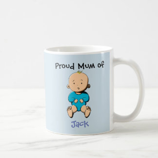 Proud of... Jack Coffee Mug
