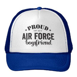 Proud of my AIR FORCE boyfriend Cap