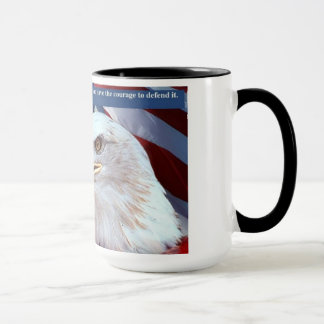Proud of my Soldier Mug