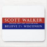 Proud of Scott Walker